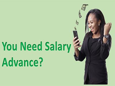 Salary Advance