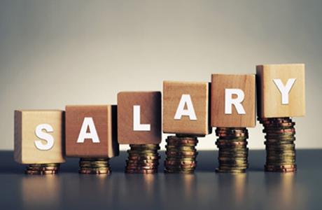 Salary processing